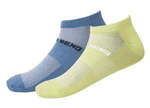 ExoCool shaftless socks 2-p SR,blue