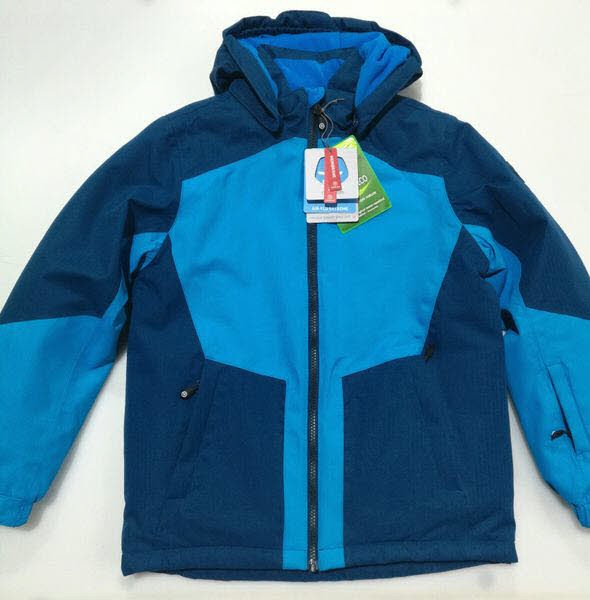 Color Kids Dawson padded ski jacket
