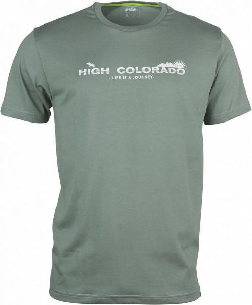 GARDA 4-M, He. T-Shirt, sage green