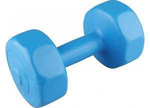 V3TEC Gymnastikhantel,blau 2 x 3kg