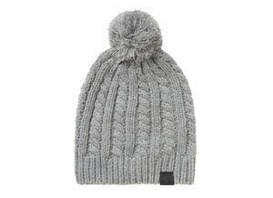 North Bend Cable Knit Beanie SR,GRE