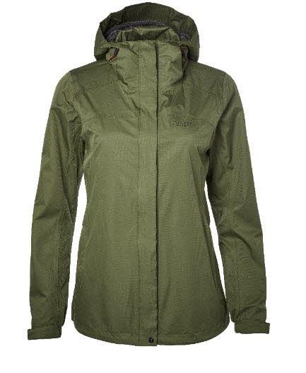 ExoRain Jacket W,green lichen