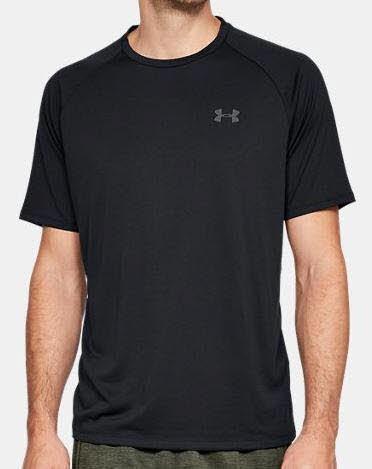 NOS UA Tech SS Tee Herren T-Shirt - Bild 1