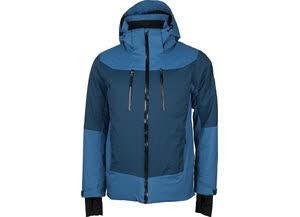 Hirafu Ski Jacket M,BLUE POND