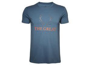VERTICAL Tee He.T-Shirt