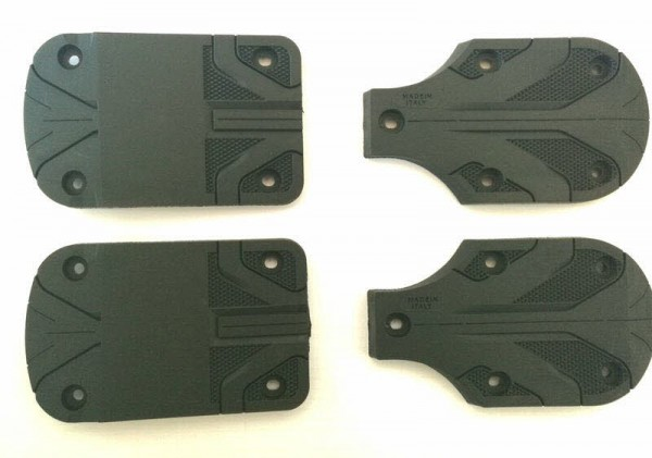 Sole Plates RC4 The Curve