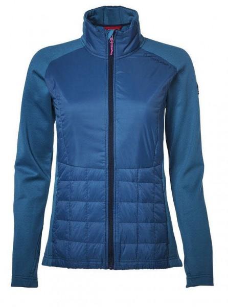 Bungy Hybrid Jacket W,blue bay
