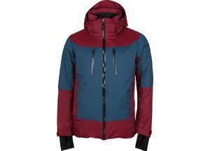 Hirafu Ski Jacket M,RED CURRANT