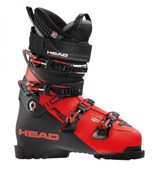Head VECTOR RS 110 RED / BLACK
