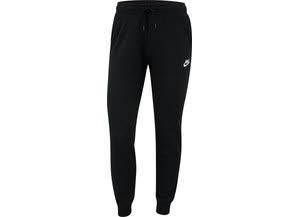 Nike W NSW ESSNTL PANT REG FLC,BLAC - Bild 1