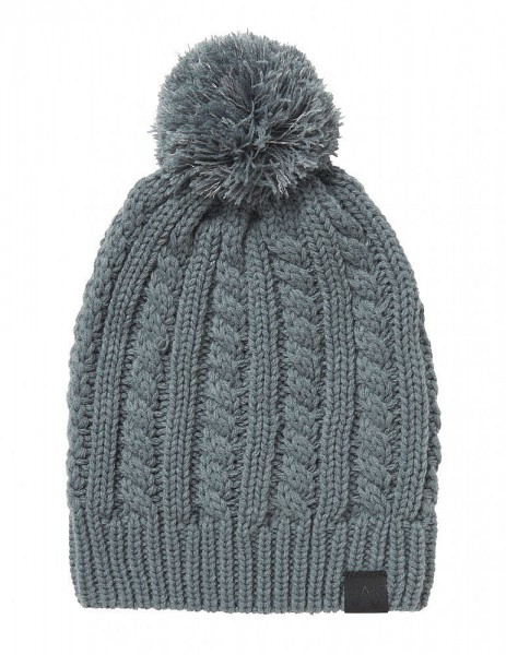 North Bend Cable Knit Beanie SR,BLU