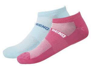 ExoCool shaftless socks 2-p SR,pink