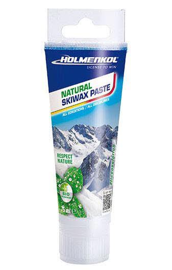 Holmenkol Natural Skiwax Paste 75 m