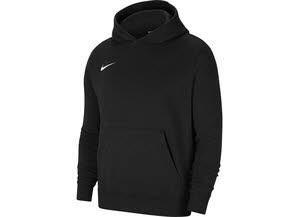 Nike FLC PARK20 PO HOODIE,BLACK/WH