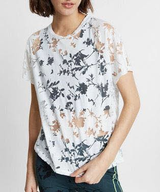 Desigual T-Shirt Devore - Bild 1