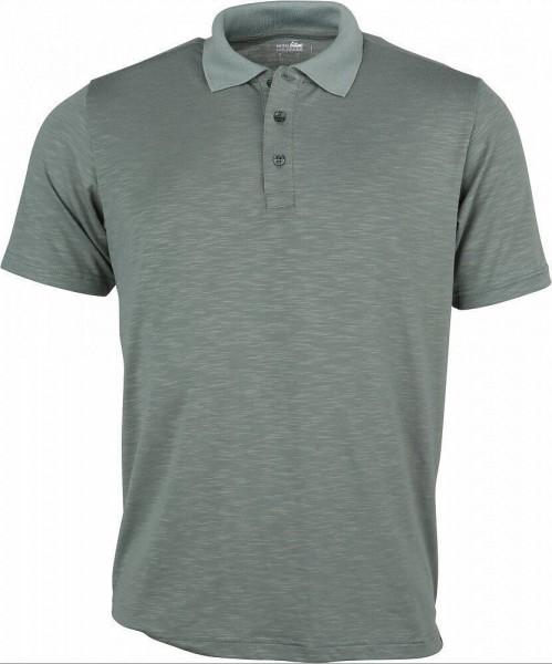 BOSTON-M, He. Poloshirt, sage green