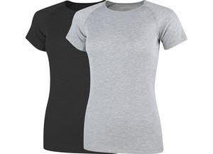 Stuf RIGA-L Da. T-Shirt, Doppelpack
