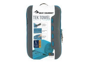 SEA TO SUMMIT Tek Towel Large,Pacif
