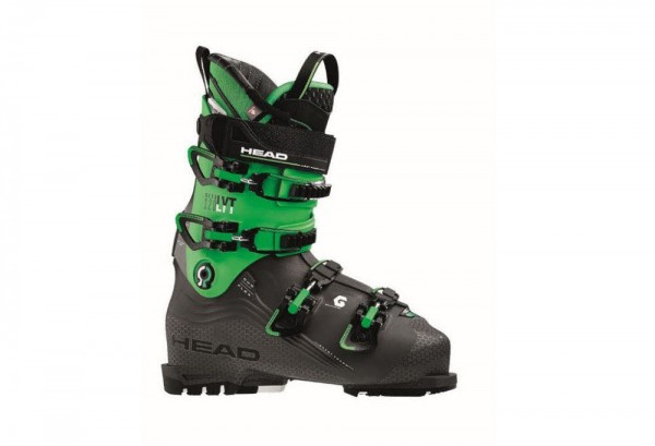 NEXO LYT 120 ANTHRACITE / GREEN