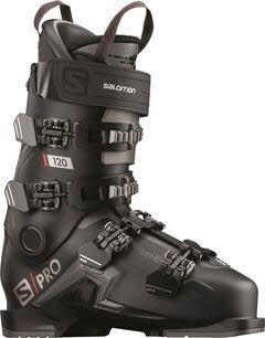 Salomon ALP. BOOTS S/PRO 120 BLACK/