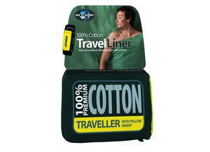 SEA TO SUMMIT Premium Cotton Travel