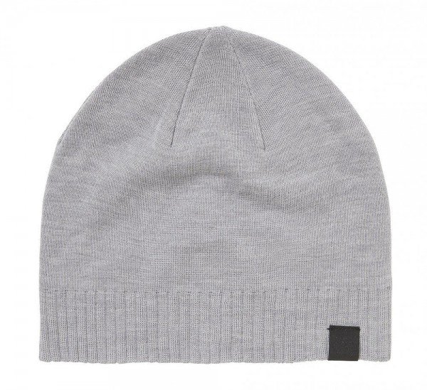 North Bend Fine Beanie SR,GREY MELA