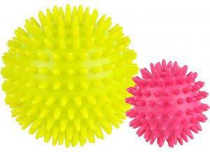 V3TEC Massageball,grün-pink