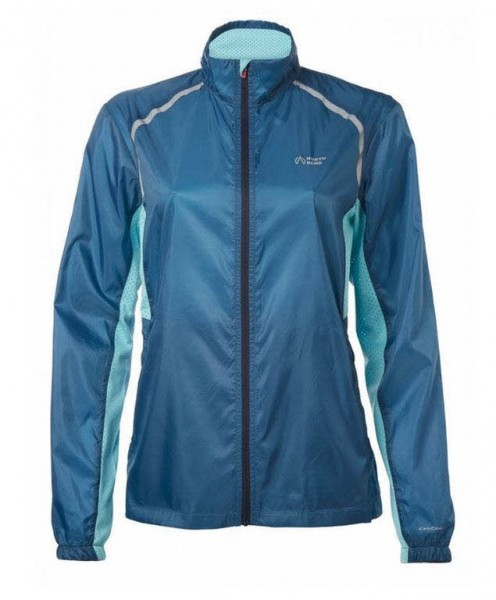ExoCool Windbreaker Jkt W,blue bay