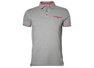 BASELINE Piqué He. Poloshirt