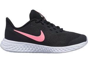 NOS Nike Revolution 5 Big Kids ,BLA