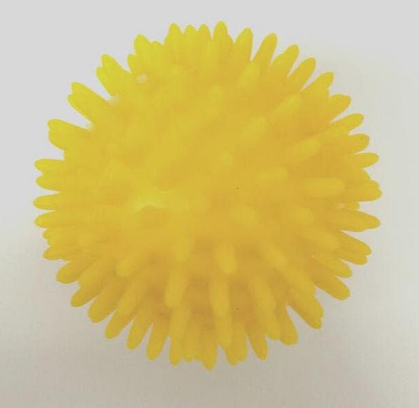 V3TEC Massage Ball PVC,gelb 8cm