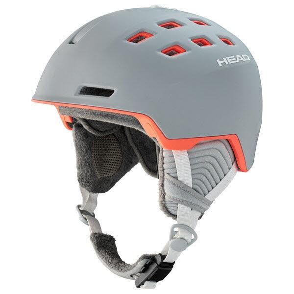 Head RITA grey/coral