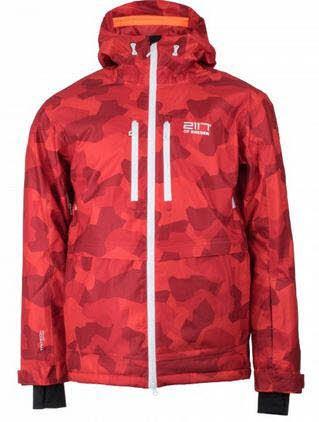 2117 Mens Eco padded ski jacket Ope