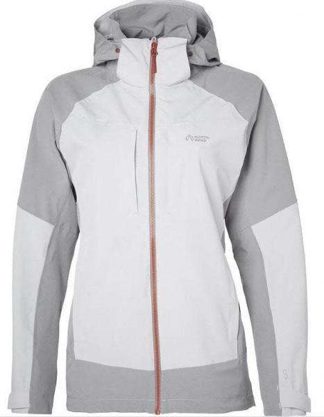 North Bend Flex Jacket W,grey chip